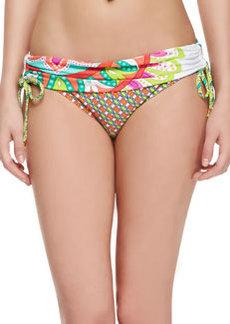 Trina Turk Carnival Sash Hipster Swim Bottom