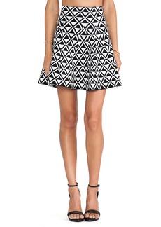 Trina Turk Chalice Skirt