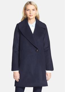 Trina Turk 'Claire' Wool Blend Coat