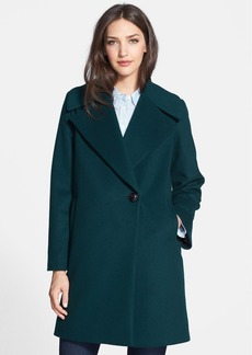 Trina Turk 'Claire' Wool Blend Coat