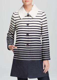Trina Turk Coat - Striped