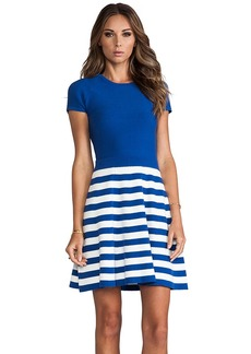 Trina Turk Cozumel Dress in Blue