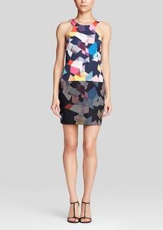 Trina Turk Dress - Aptos Geometric Print