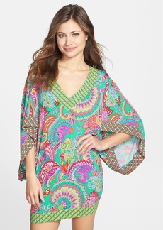 Trina Turk 'Folkloric' Cover-Up Tunic