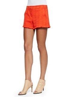 Trina Turk Fringe Corbin Shorts, Poppy