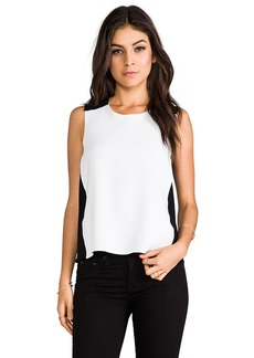 Trina Turk Jaala Top in Black