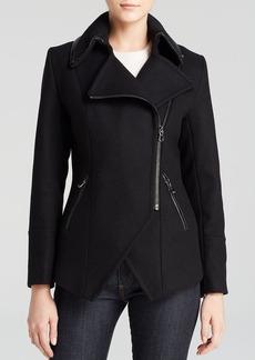 Trina Turk Jacket - Abby Knit Collar