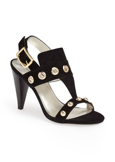 Trina Turk 'Loleta' Studded Slingback Sandal