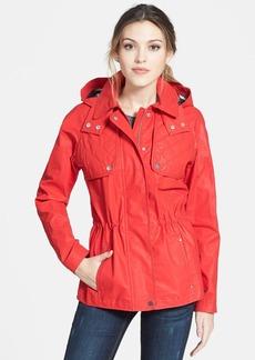 Trina Turk 'Madelyn' A-Line Coat (Petite)