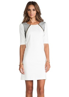 Trina Turk Milena Dress in White