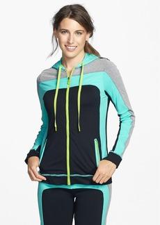 Trina Turk Recreation Hooded Track Jacket