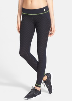 Trina Turk Recreation 'Jet Set' Jacquard Leggings