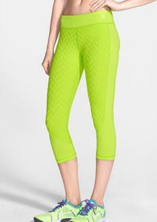 Trina Turk Recreation 'Jet Set' Jacquard Mid-Length Leggings