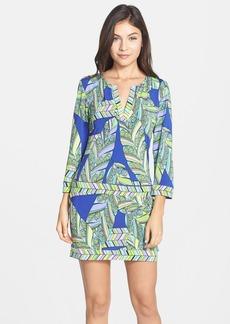 Trina Turk 'Rocio' Print Jersey Tunic Dress