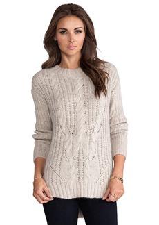 Trina Turk Rowen Sweater in Gray