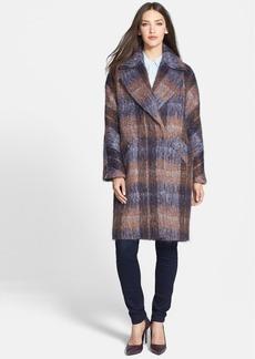 Trina Turk 'Scarlett' Plaid Coat