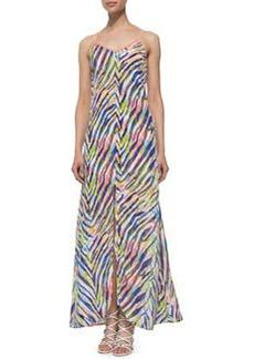Trina Turk Sedonie 2 Animal-Print Dress