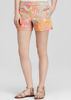 Trina Turk Shorts - Corbin 2 Egyptian Floral