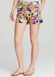 Trina Turk Corbin 2 Multi Shorts