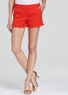 Trina Turk Shorts - Fringe Corbin