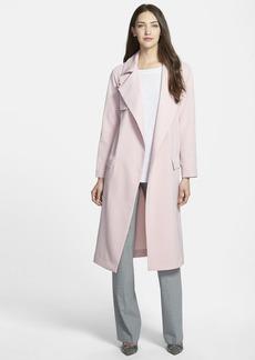 Trina Turk 'Victoria' Long Trench Coat