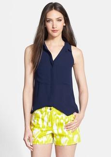 Trina Turk 'Vivienne' Georgette Shirt