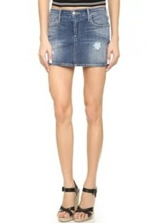 True Religion Alexia Thigh High Miniskirt