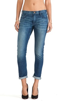 True Religion Audrey Boyfriend Jean in Modest Self