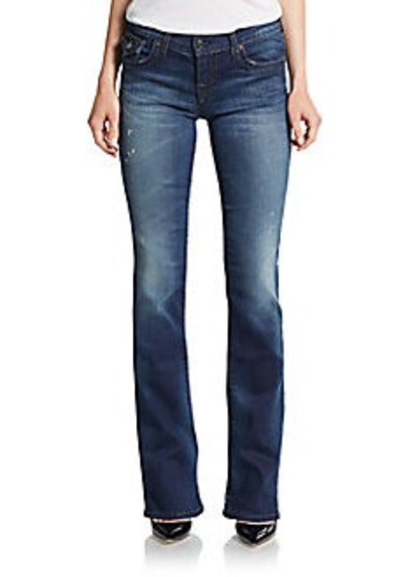 true religion true religion becca bootcut jeans denim. Black Bedroom Furniture Sets. Home Design Ideas