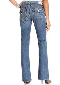 True Religion Becky Bootcut Jeans, Hillsboro Wash