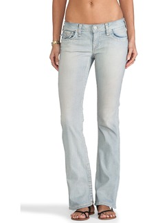 True Religion Becky Super T Mid Rise Bootcut