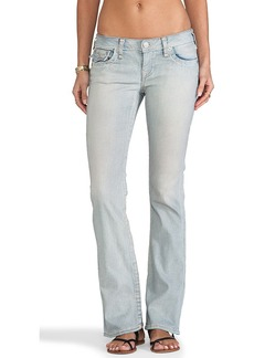 True Religion Becky Super T Mid Rise Bootcut in Inca Sunset