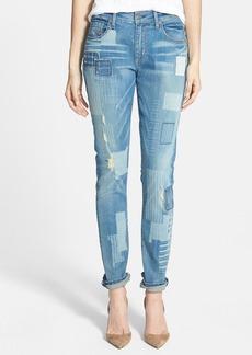 True Religion Brand Jeans 'Audrey' Slim Boyfriend Jeans (Wondering Traveler)