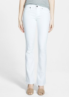 True Religion Brand Jeans 'Becca' Bootcut Jeans (Optic White)