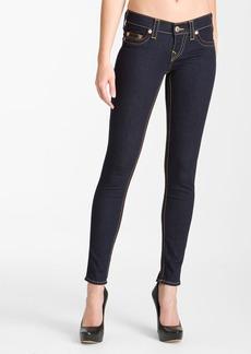 True Religion Brand Jeans 'Casey' Skinny Stretch Jeans (Body Rinse)
