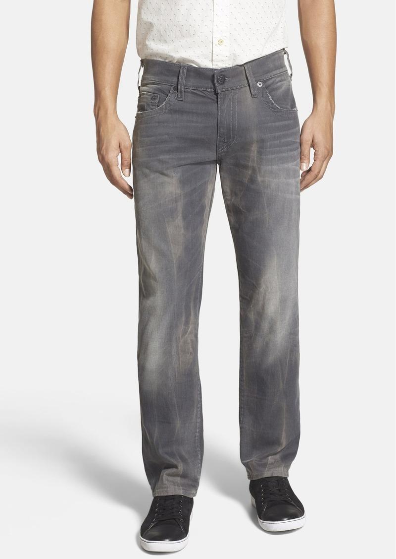 true religion true religion brand jeans 39 geno 39 straight. Black Bedroom Furniture Sets. Home Design Ideas