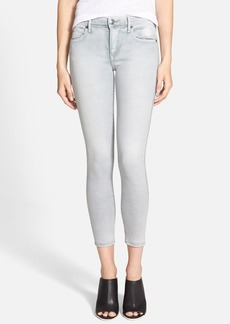 True Religion Brand Jeans 'Halle' Mid Rise Crop Jeans (Griffith View Drive)
