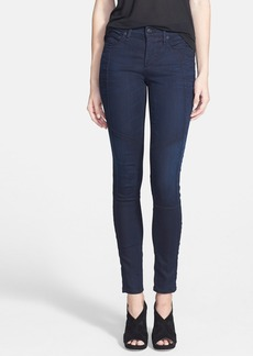 True Religion Brand Jeans 'Halle' Moto Jeans (Painful Love)