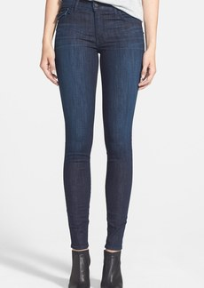 True Religion Brand Jeans 'Halle' Super Skinny Jeans (Picasso's Blues)