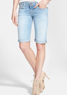 True Religion Brand Jeans 'Savanna' Denim Bermuda Shorts (Breezy Meadow)