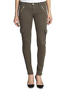 True Religion Casey Cargo Pants