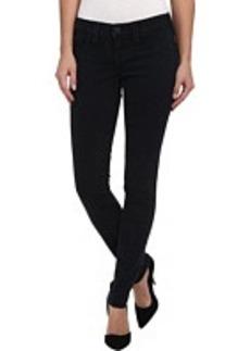 True Religion Casey Crystal Stitch Jean in Black