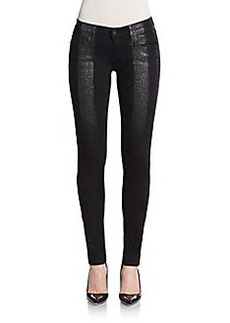 True Religion Casey Glittered Super Skinny Jeans