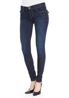 True Religion Casey Low-Rise Skinny Jeans, Blue