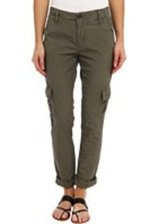 True Religion Celina Relaxed Rolled Cargo