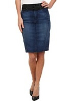 True Religion Chloe Pencil Skirt in Till the End