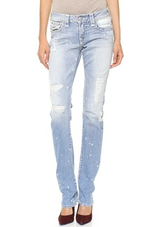 True Religion Cora Straight Jeans