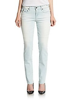 True Religion Cora Straight-Leg Jeans