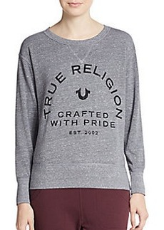 True Religion Crafted With Pride Sweatshirt