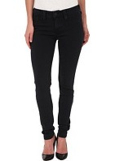 True Religion Halle Crystal Stitch Jeans in Black